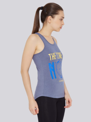 athletic wear, workout wear, workout gear, exercise gear, running apparel, womens workout clothes, activewear for women, gym sleeveless t shirts, gym tank tops, womens workout tank tops, athletic tank tops, printed tank tops, blue tank tops